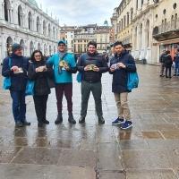 Mondo Libero dalla Droga con la campagna informativa a Vicenza