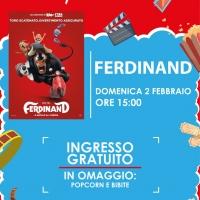 """In Villa Francesconi Lanza arriva il divertentissimo toro """"Ferdinand"""""""