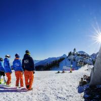 Ski College Bachmann, il liceo di Tarvisio compie 20 anni