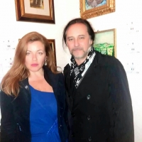 """""""Scroscio del Barocco"""" dell'Artista Armando Nigro nel manifesto della mostra"""