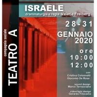 """La Grande Storia raccontata ai ragazzi: """"Ascolta Israele """" al teatro Cometa Off"""