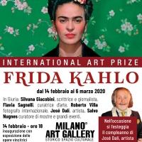 Milano Art Gallery e l'International Art Prize Frida Kahlo. L'appuntamento di Spoleto Arte a cura di Sgarbi