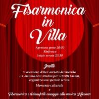 A Villa Francesconi Lanza incontro culturale sul tema