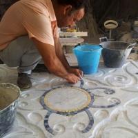 La lavorazione artistica del marmo di Massimo Caramia: antichissima e sempre attuale