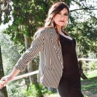 """Barbara Bert a Sanremo per promuovere il suo primo Album """"Profili di Donna"""""""
