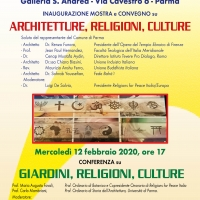 ARCHITETTURE, RELIGIONI, CULTURE