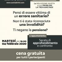 """Ottaviano, L'Associazione """"Sanità E Diritti""""Scende In Campo A Difesa Delle Vittime Di Malasanità"""