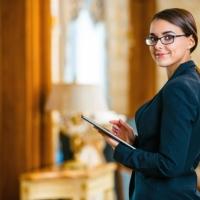 Receptionist e amministratore dell'ufficio