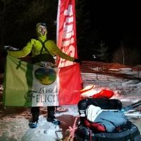 SIMONE LEO FINISHER DELLA ARROWHEAD 135: nuova impresa dell'ultramaratoneta novarese in Minnesota.