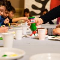 GIOTTO Colore Ufficiale dell'11. Carnevale Internazionale dei Ragazzi a Venezia: colore e divertimento grazie ai laboratori per le scuole e le famiglie