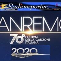 Radio Reporter 98  al 70° Festival di Sanremo con Enzo Marchese e Cinzia Fanara