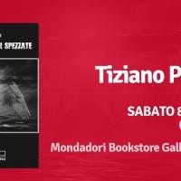 Firmacopie del poeta Tiziano Papagni al Mondadori Bookstore di Gallarate sabato 8 febbraio