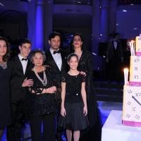 Atmosfere Anni 30 e 40 per i 50 anni di Raffaele Pagano al Salone Margherita