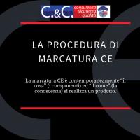La procedura di marcatura CE