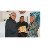 Il Circolo Friulano della Morra  dona  un contributo all'Associazione Lira – ONLUS di Udine