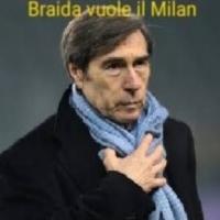 [NOTIZIA BOMBA] ARIEDO BRAIDA VORREBBE TORNARE AL MILAN.