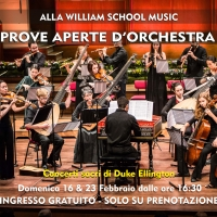 A Torre Maura, alla William School Music suona Duke Ellington!!