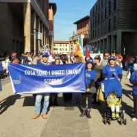 Gioventù per i Diritti Umani al Carnevale Multiculturale di Pace di San Donato