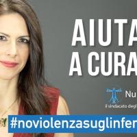 Nursing Up: Janet De Nardis nuova testimonial