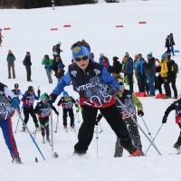 Quasi 400 giovani in festa per la Mini Marcia - A Cogne anche il Vitalini Nordic Speed Contest