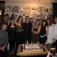 Una notte tra musica e balli per festeggiare le 42 candeline di Janet De Nardis