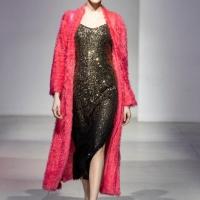 La Luxury Clochard Hanna moore Milano incanta la MFW