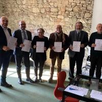 Il Gal L'Altra Romagna firma due importanti accordi di cooperazione regionale per lo sviluppo dell'Appennino Romagnolo