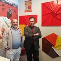 Massimo Paracchini ad Arte Genova 2020