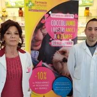 Farmacie Comunali, una settimana per il benessere degli animali domestici