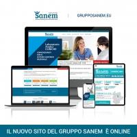 È on-line il nuovo sito Gruppo Sanem