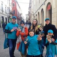 Giovani Volontari fanno prevenzione a Vicenza