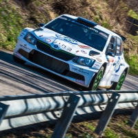 Tre Cime Challenge R2 protagonista al 35°Rally Bellunese