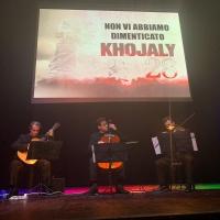 A Roma il ricordo della tragedia di Khojaly