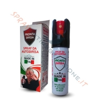 """PRONTA DIFESA"": Sprayantiaggressione.it presenta il primo spray peperoncino made in Italy"