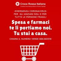 COVID-19, Croce Rossa e Federfarma insieme per intensificare consegna farmaci a domicilio a favore delle persone vulnerabili