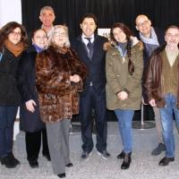 """Spoleto Arte: l'artista Margherita Casadei e le sue """"donne alla finestra"""" al Tgcom24"""