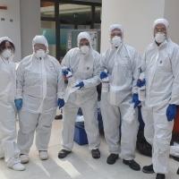 Idealservice dona 4 respiratori destinati all'Ospedale Santa Maria Degli Angeli di Pordenone e all'ASL 3 di Genova e continua senza sosta ad assicurare i servizi essenziali di sanificazione, pulizia e raccolta rifiuti