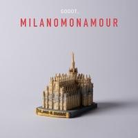 GODOT.  Fuori il nuovo singolo MILANOMONAMOUR  tributo ad una Milano pre corona virus