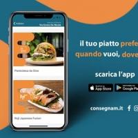 """""""Consegnam""""La Spesa A Casa: L'app Food Delivery Dall'agro Nolano"""