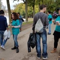 I volontari della campagna La Verità sulla Droga pianificano la loro attività per il dopo Coronavirus