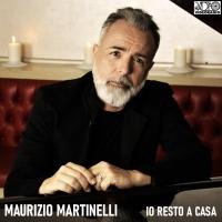 """MAURIZIO MARTINELLI DEVOLVE GLI INCASSI DEL SINGOLO """"IO RESTO A CASA"""" AL POLICLINICO UMBERTO I DI ROMA"""