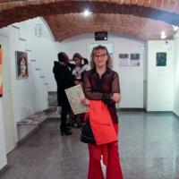 Intervista alla pittrice di Spoleto Arte Nevèl