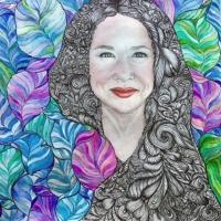 Le visioni reali e immaginarie della pittura di Cristina Arena in mostra online a cura di Elena Gollini