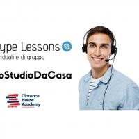 Al via i corsi di lingua straniera con Skype con Clarence House Academy