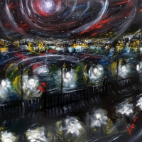 L'eterno divenire della pittura di Davide Romanò
