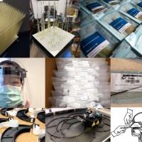 RESPIRATORI, TAMPONI E PROTEZIONI: LE STAMPANTI 3D DICHIARANO GUERRA AL COVID-19