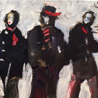 Direttamente da Spoleto Arte al Tgcom24: l'artista Valcarlo Drensi
