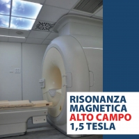 Risonanza magnetica ad alto campo Tesla 1,5 in convenzione | Gruppo Sanem
