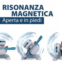 La potenzialità diagnostica della Risonanza magnetica aperta sotto carico in piedi  - Gruppo Sanem