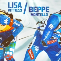 Lisa Vittozzi e Giuseppe Montello, Biathlon, si raccontano